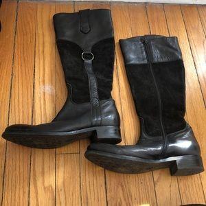 Attilio Giusti Leombruni Leather & Suede Boots
